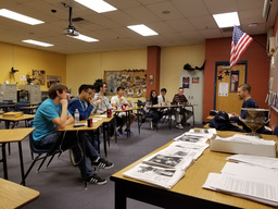 The Meadows Dominates at the Southern Nevada Regional Certamen Tournament
