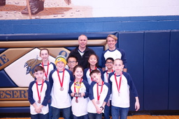 First Lego League Places Second