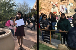Upper School Students Receive Writing Awards