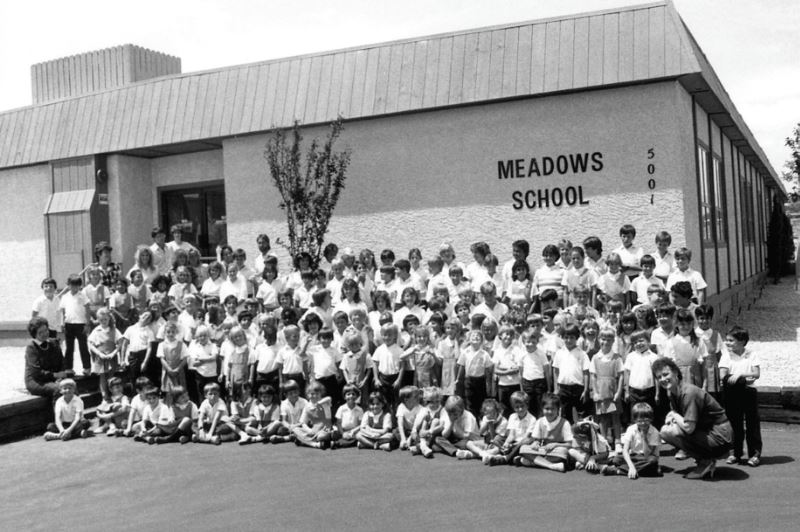 first Meadows classes in 1984